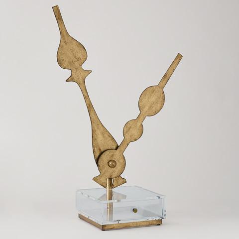 Global Views - Time Travels Sculpture - JB8.80000