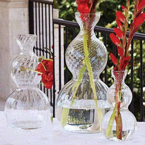 Global Views - Stacked Sphere Vase - 1.10255