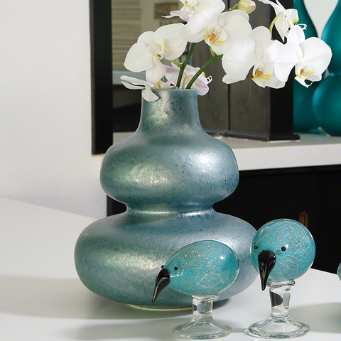 Global Views - Double Orb Vase - 1.10343