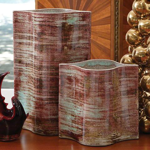 Global Views - Extruded Vase - 1.10412