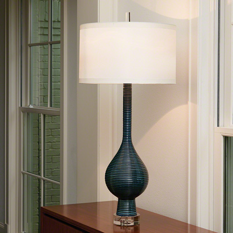 Global Views - Japan Bottle Lamp - 1.10446