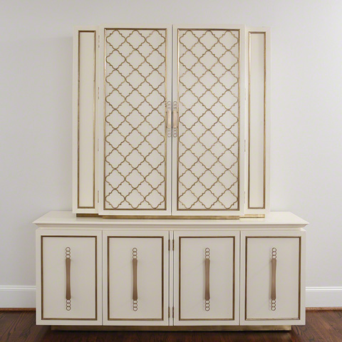 Global Views - Filigree Cabinet - 2520