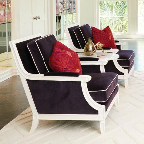 Global Views - Lille Chair - 2550