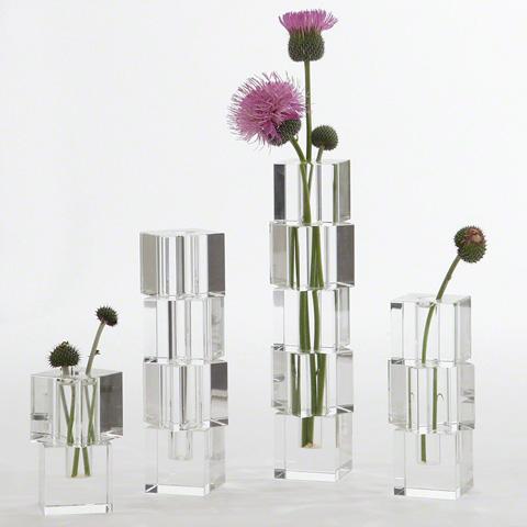 Global Views - Escalier Bud Vase - 8.81731