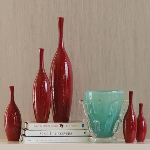 Global Views - Juggler Vase - 8.82113