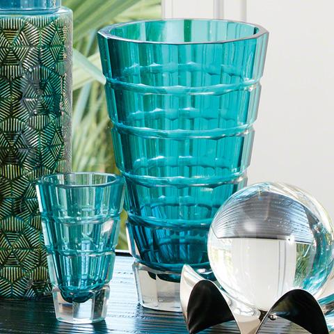 Global Views - Grid Vase - 8.82249