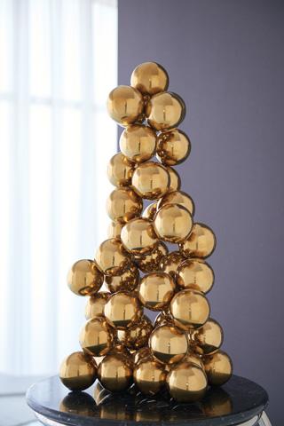 Global Views - Sphere Sculpture - 8.82277