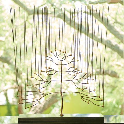 Global Views - Skeleton Tree - 8.82293