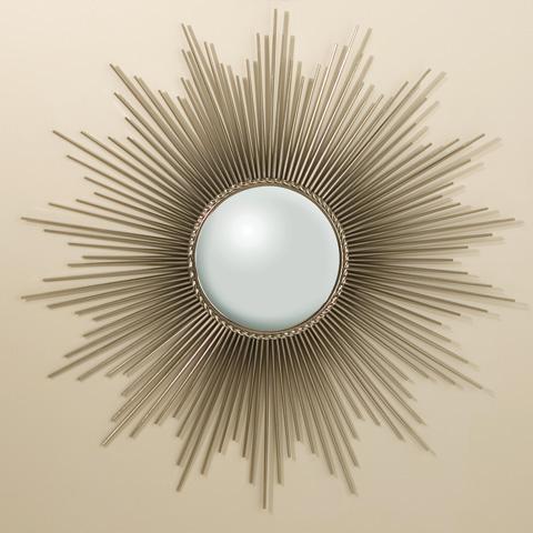 Global Views - Sunburst Mirror - 9.90326-SH