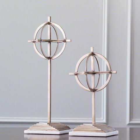 Global Views - Axis Sculpture - 9.92554