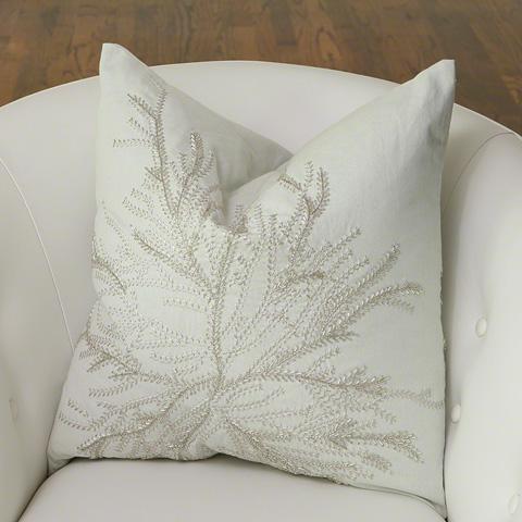 Global Views - Flower Burst Pillow - 9.92568