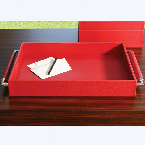 Global Views - Double Handle Serving Tray - 9.92600
