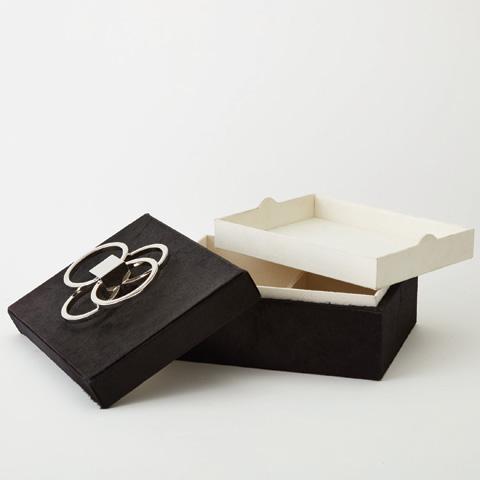 Global Views - Layered Circle Box - 9.92604