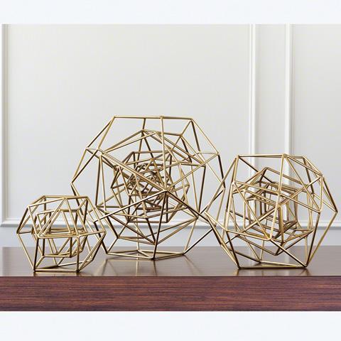 Global Views - Geo Sculpture - 9.92621
