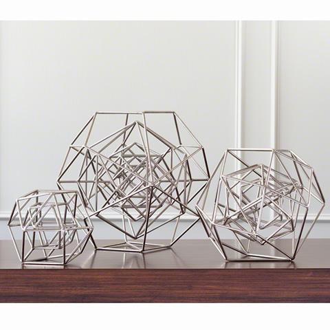 Global Views - Geo Sculpture - 9.92625