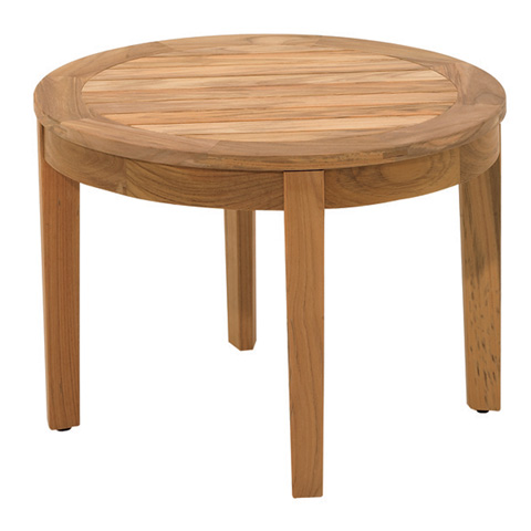 Gloster - Large Round Side Table - 274