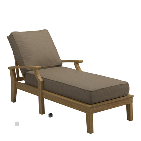 Gloster - Cape Deep Seating Chaise - 3120