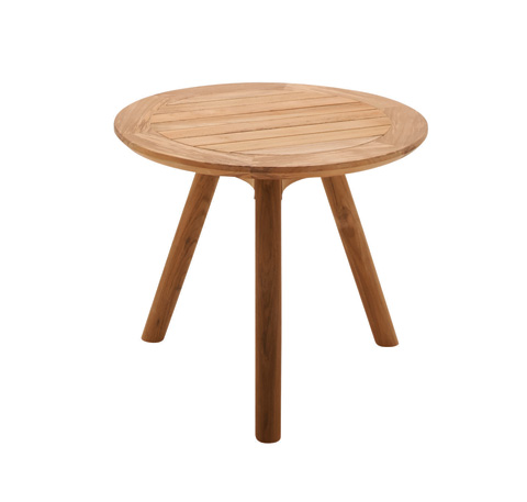 Gloster - Dansk Round Side Table - 6471