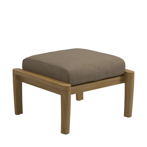Gloster - Oyster Reef Ottoman - 8613