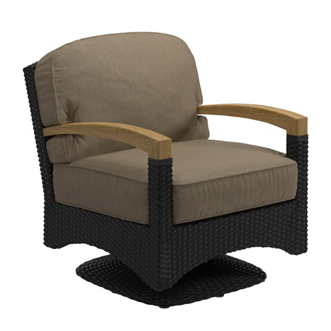 Gloster - Plantation Swivel Glider Lounge Chair - 660