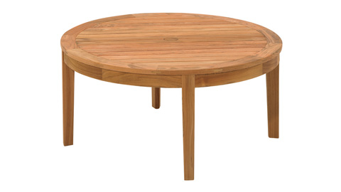 Gloster - Small Round Conversation Table - 272U