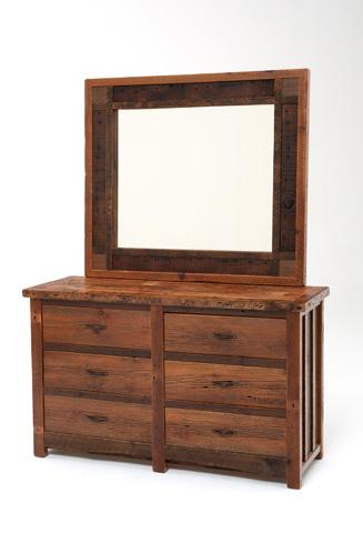 Image of Heritage Richland Dresser Mirror