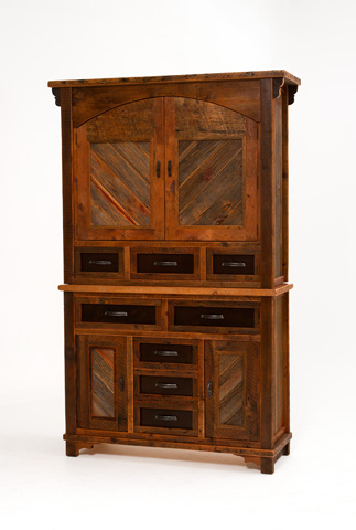Image of Western Traditions Dove Creek Armoire