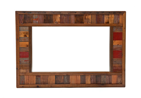 Image of Back To The Barn Dresser Mirror
