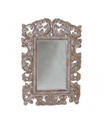 Guildmaster - Large Baroque Acanthus Mirror - 103505