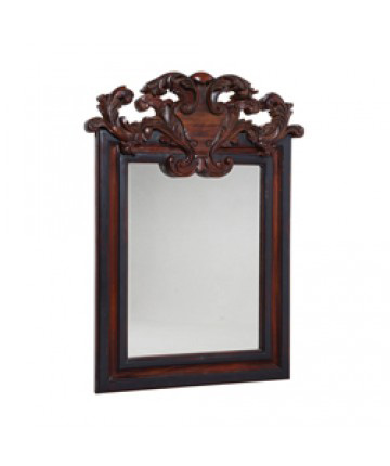 Guildmaster - Woodlands Acanthus Mirror - 103512