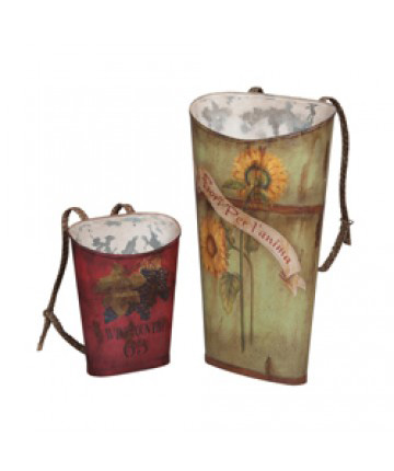 Guildmaster - Tin Wine Baskets - 203524S