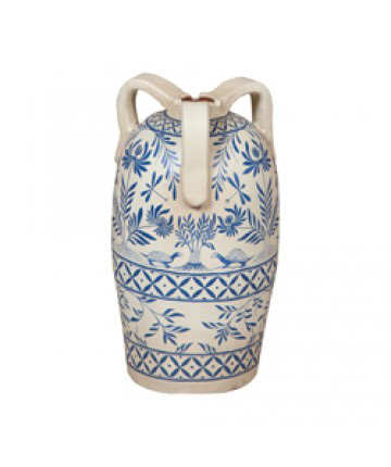 Guildmaster - Terra Cotta 3-Handle Vase - 204013