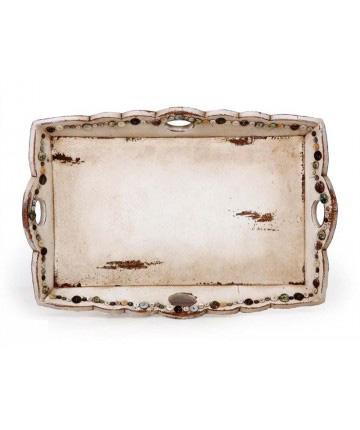 Guildmaster - Scalloped 4 Handle Tray - 285505