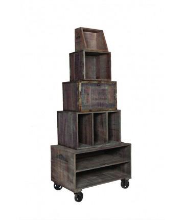 Guildmaster - Artifacts Wine Crate Display - 602007