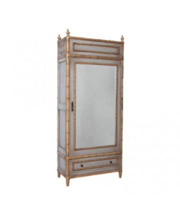 Guildmaster - Carved Bamboo Cabinet - 603507