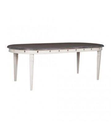 Guildmaster - Somerset Oval Dining Table - 613006