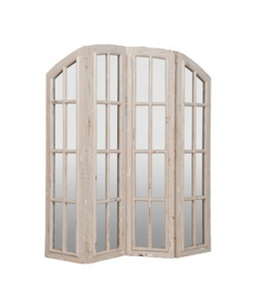 Image of Windowpane Room Divider