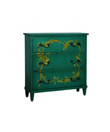 Guildmaster - Floral Cottage Chest - 642542