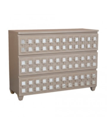 Guildmaster - Newport Three Drawer Dresser - 643506