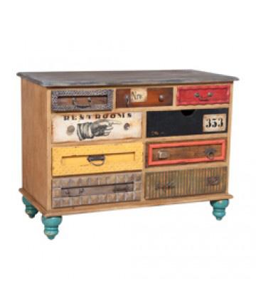 Guildmaster - Mosaic Treasures Dresser - 643527