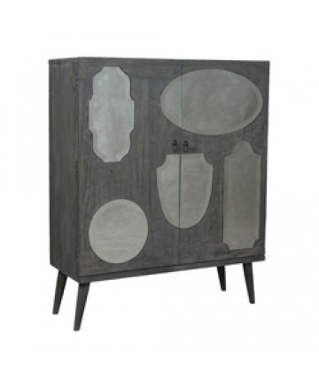 Guildmaster - Vintage Mirrored Cabinet - 644529