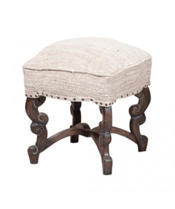 Guildmaster - Scrolled Stool - 653504