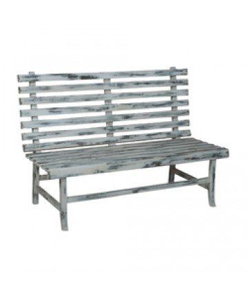 Guildmaster - Waterfront Driftwood Bench - 654506