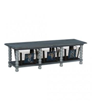 Guildmaster - Beachhouse Storage Bench - 654522