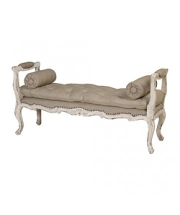 Guildmaster - Queen Anne Hall Bench - 659010VCB