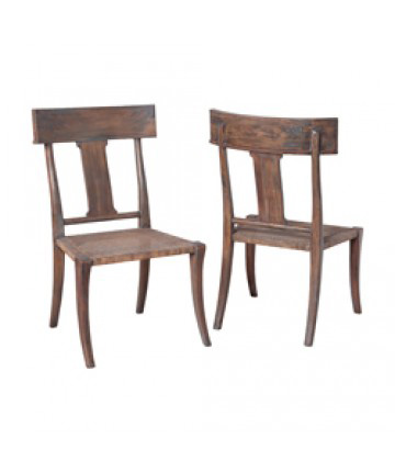 Guildmaster - Pair of Berkshire Dining Chairs - 693002P