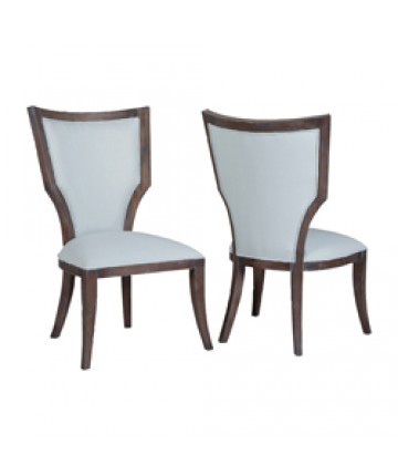 Guildmaster - Pair of Belle Grove Dining Chairs - 693003P