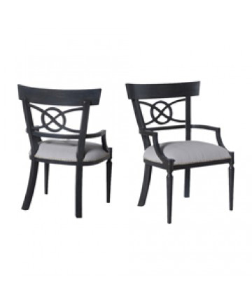 Guildmaster - Pair of Manse Dining Chairs - 693004P