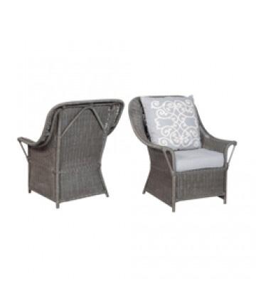 Guildmaster - Pair of Retreat Rattan Chair - 693501P