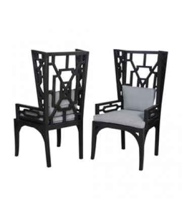 Guildmaster - Pair of Manor Wing Chair - 693505P